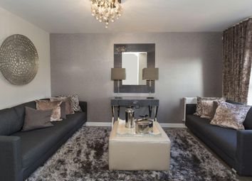 "Thumbnail 3 bedroom semi-detached house for sale in ""Forbes 1"" at Manse Road, Stonehouse, Larkhall"