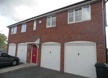 Thumbnail 2 bed flat to rent in Manhattan Way, Coventry