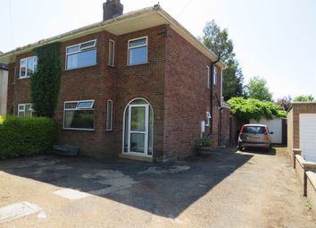 Thumbnail 3 bed semi-detached house for sale in Fleet Road, Fleet, Spalding