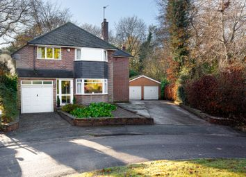 Thumbnail 4 bed detached house for sale in Cartledge Close, Cuddington, Northwich