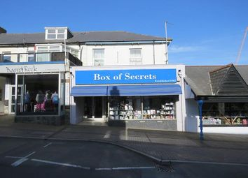 Thumbnail Retail premises for sale in 4, Belle Vue, Bude, Cornwall
