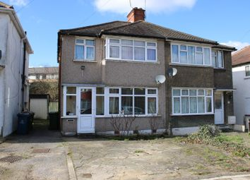 Thumbnail 3 bed semi-detached house for sale in Twyford Road, Harrow
