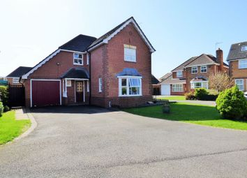Thumbnail 4 bed detached house for sale in Angelica Way, Abbeymead, Gloucester