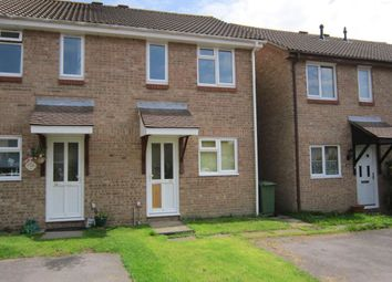 Thumbnail 2 bed semi-detached house to rent in Snapdragon Close, Locks Heath, Southampton