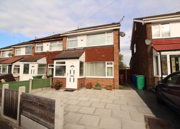 Thumbnail 3 bed semi-detached house for sale in Virginia Close, Wythenshawe, Manchester
