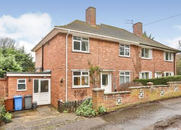 Thumbnail 3 bed semi-detached house for sale in Taylor Road, Norwich