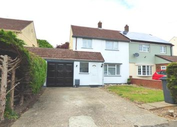 Thumbnail 3 bed semi-detached house for sale in Homer Close, Gosport