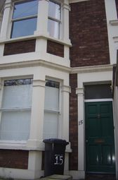 Thumbnail 5 bed terraced house to rent in Constitution Hill, Clifton