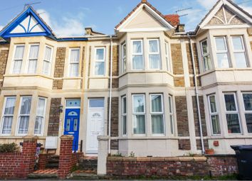 Thumbnail 2 bed terraced house for sale in Winchester Road, Brislington