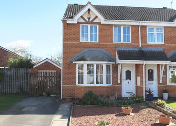 Thumbnail 3 bed semi-detached house for sale in Springwood Close, Branton