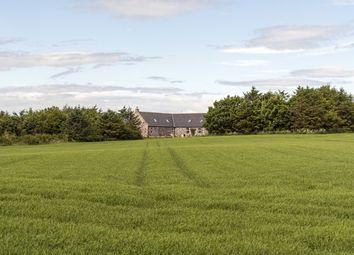 Thumbnail 4 bed farmhouse for sale in Lochlip Farm, Fraserburgh, Aberdeenshire