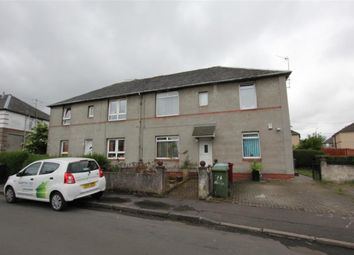 Thumbnail 2 bedroom flat to rent in Gilmour Crescent, Rutherglen, Glasgow