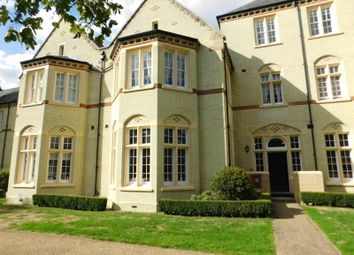 Thumbnail 2 bed flat for sale in East Wing, Fairfield Hall, Kingsley Ave, Fairfield, Hitchin