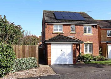 Thumbnail 3 bed detached house for sale in Carmarthen Close, Grantham