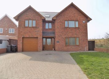Thumbnail 5 bed detached house for sale in Maes-Y-Haf, Hill Street, Rhymney, Tredegar