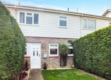 Thumbnail 3 bed terraced house for sale in Marchioness Way, Eaton Socon, St. Neots
