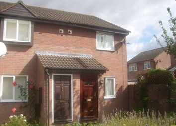 Thumbnail 2 bed end terrace house to rent in Attlee Close, Morefields, Hereford