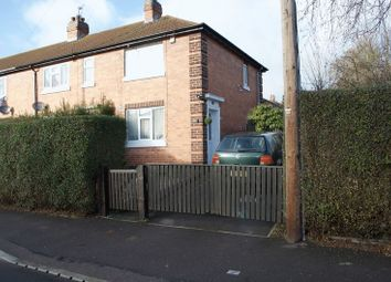 Thumbnail 2 bedroom end terrace house for sale in Cheviot Street, Derby