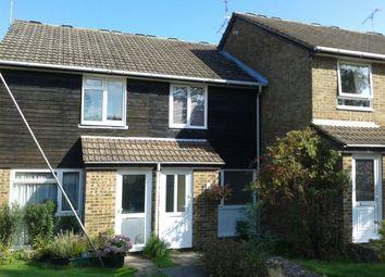Thumbnail 2 bed property to rent in Drake Close, Horsham