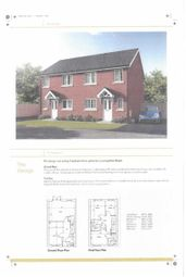 Thumbnail 3 bed semi-detached house for sale in Brunel Wood, Upper Bank, Swansea