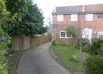Thumbnail 2 bedroom semi-detached house for sale in Eagle Close, Luton