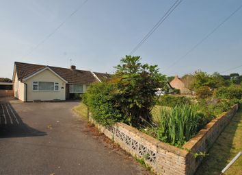 Thumbnail 3 bed detached bungalow for sale in Brent Road, East Brent