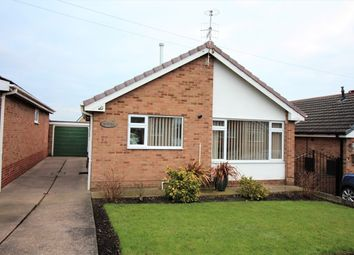 Thumbnail 2 bed detached bungalow for sale in Dunster Road, Newthorpe, Nottingham