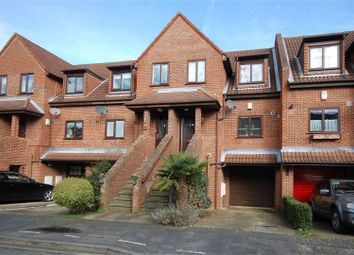 Thumbnail 3 bed terraced house for sale in Rectory Grove, Hampton