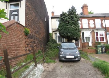 Thumbnail 2 bedroom end terrace house for sale in Sandwell Street, Walsall