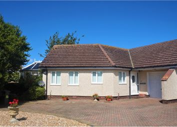 Thumbnail 2 bed bungalow for sale in St. Hilarys Drive, Conwy