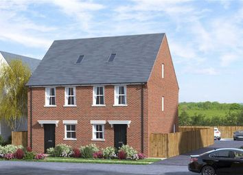 Thumbnail 3 bed town house for sale in Brook Street, Heage, Belper