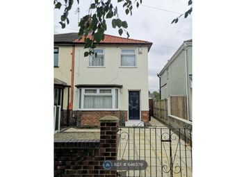 Thumbnail 3 bed semi-detached house to rent in Kingsway, Huyton, Liverpool