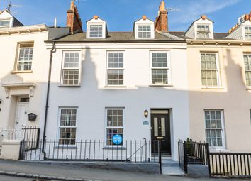Thumbnail 3 bed terraced house for sale in Victoria Road, St. Peter Port, Guernsey