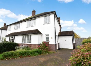 Thumbnail 3 bedroom semi-detached house for sale in Princes Road, West Dartford, Kent