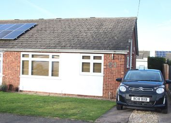 Thumbnail 2 bed semi-detached bungalow for sale in Twycross Road, Burbage, Hinckley