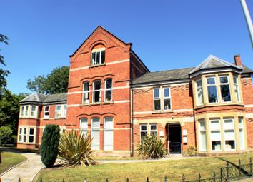 Thumbnail 2 bed flat for sale in Moorside Road, Swinton, Manchester