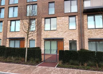 Thumbnail 3 bed maisonette to rent in Lebrun Square, London