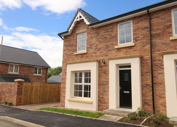 Thumbnail 3 bed semi-detached house to rent in River Hill Road, Comber, Newtownards