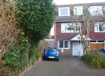 Thumbnail 4 bed town house for sale in Turners Mill Road, Haywards Heath