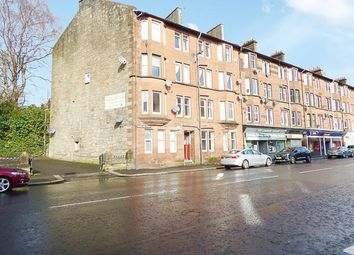 Thumbnail 3 bed flat for sale in Broomlands Street, Paisley, Renfrewshire