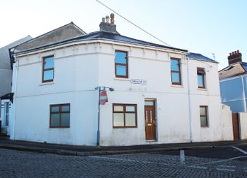 Thumbnail 2 bedroom end terrace house for sale in Tresillian Street, Cattedown, Plymouth