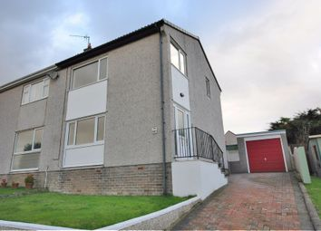 Thumbnail 3 bed semi-detached house for sale in Hillary Close, Onchan, Isle Of Man