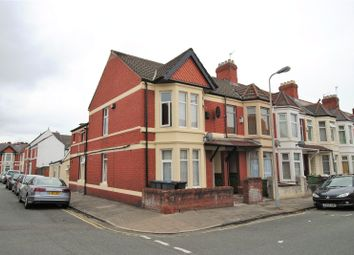Thumbnail 6 bed end terrace house for sale in Brithdir Street, Cathays, Cardiff