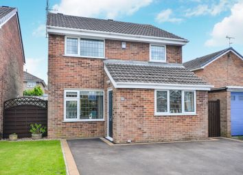 Thumbnail 4 bedroom detached house for sale in Windsor Road, Selston, Nottingham