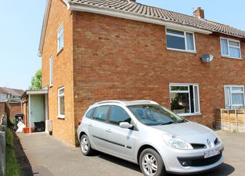 Thumbnail 3 bed semi-detached house to rent in Rushton Road, Swindon