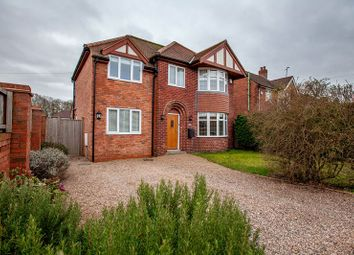 Thumbnail 5 bed detached house for sale in Sutton Road, Mansfield