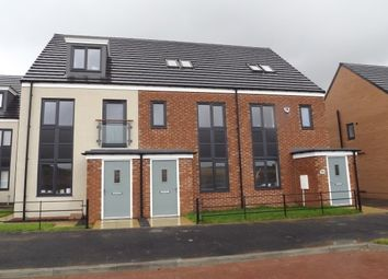 Thumbnail 3 bed semi-detached house to rent in Roseden Way, Newcastle Upon Tyne