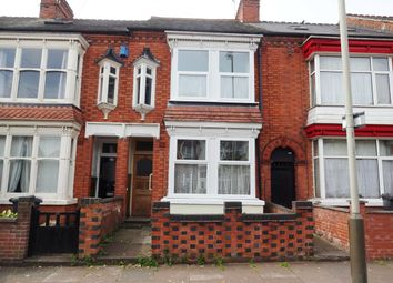 Thumbnail 4 bed terraced house for sale in Upperton Road, Leicester