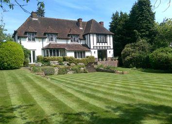 Thumbnail 5 bedroom detached house to rent in Hill Waye, Gerrards Cross, Buckinghamshire