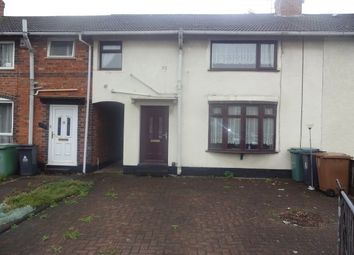 Thumbnail 3 bed flat to rent in Weston Street, Walsall